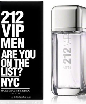 Carolina Herrera 212 VIP MEN Pills парфюм за мъже 55ml Tester
